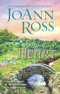 A Woman's Heart (Castlelough Series) by JoAnn Ross