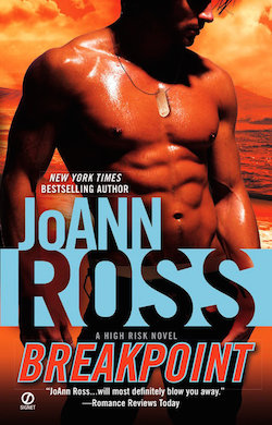 Breakpoint (High Risk Series) by JoAnn Ross