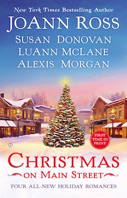 "Christmas On Main Street ""Christmas in Shelter Bay"" (Shelter Bay Series) by JoAnn Ross"