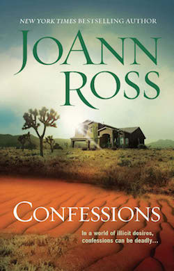 Confessions (Romantic Suspense) by JoAnn Ross