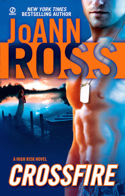 Crossfire (High Risk Series) by JoAnn Ross