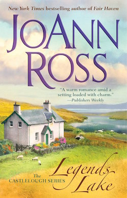 Legends Lake (Castlelough Series) by JoAnn Ross