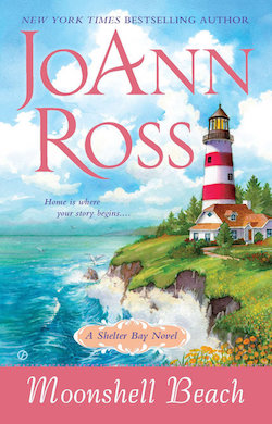 Moonshell Beach (Shelter Bay Series) by JoAnn Ross