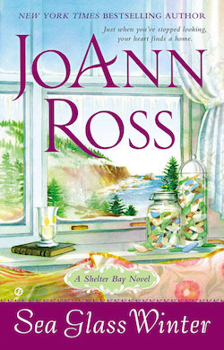Sea Glass Winter (Shelter Bay Series) by JoAnn Ross