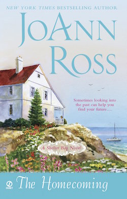 The Homecoming (Shelter Bay) by JoAnn Ross
