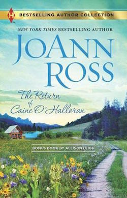 The Return of Caine O'Halloran by JoAnn Ross